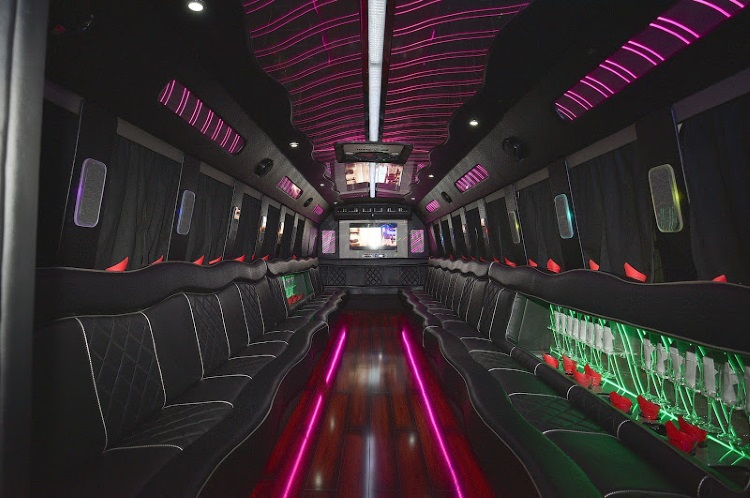 big party bus service in nj