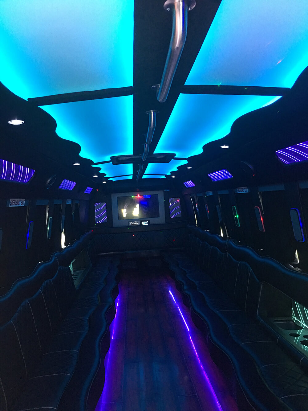 24 To 42 Passenger Party Bus Nj Party Bus Rentalsparty